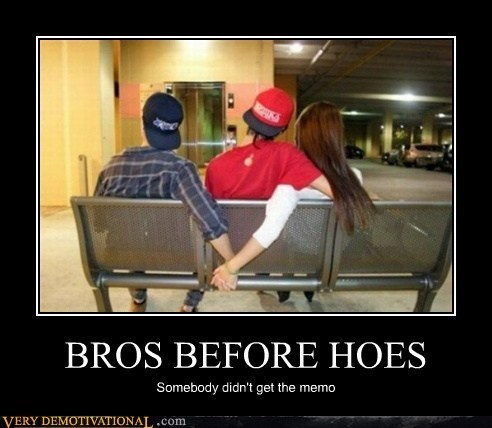 bros love triangle funny