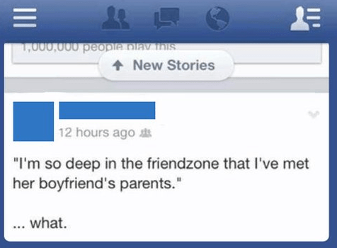 friendzone relationships dating failbook