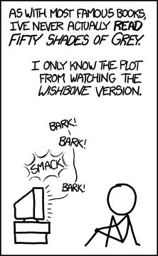 fifty shades of grey wishbone funny web comics - 7847894016