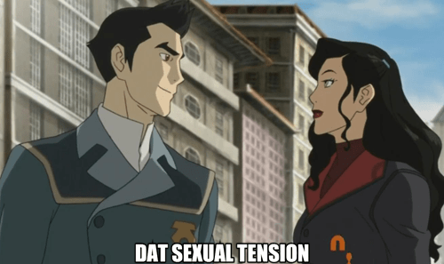 shipping cartoons Avatar korra - 7848004096