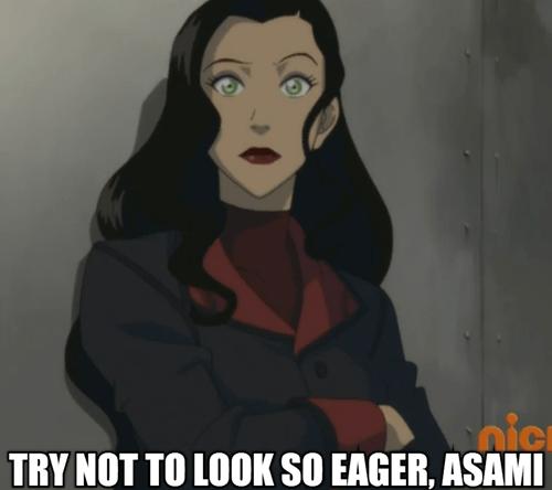 Avatar asami korra - 7848013568
