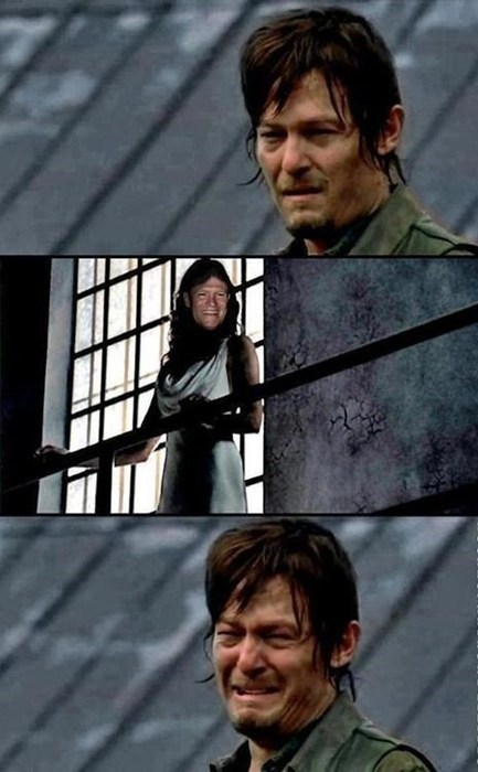 daryl dixon ghosty too spoopy lori grimes merle dixon The Walking Dead - 7848206336