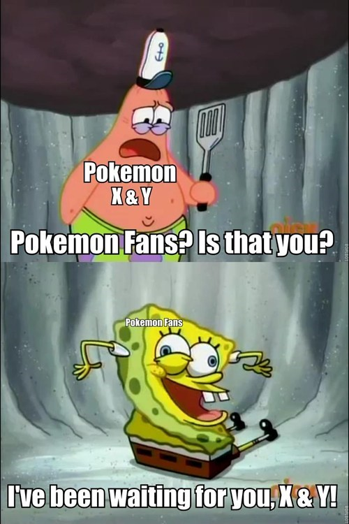 Pokemon Fans Right Now