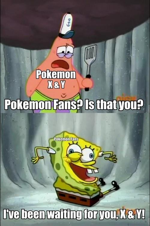 Pokémon SpongeBob SquarePants fans - 7848268800