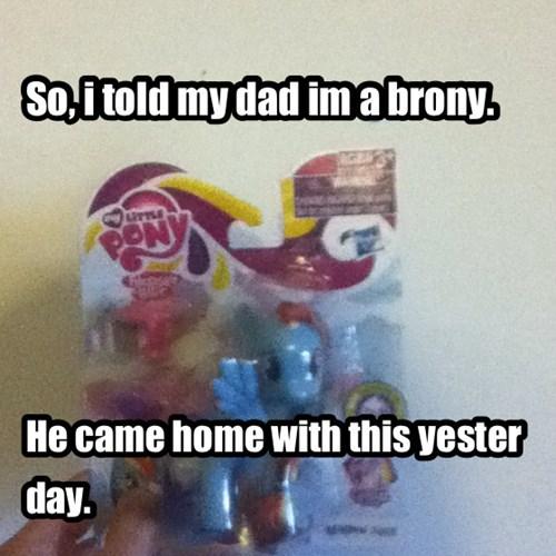 brony Hasbro dad rainbow dash - 7849100800