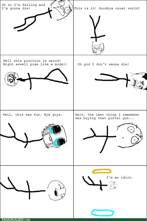 falling,Portal
