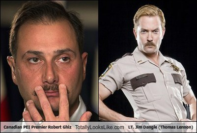 Canada jim dangle totally looks like funny robert ghiz - 7849337600