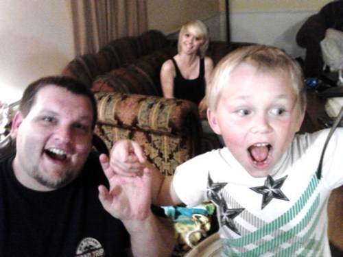 photobomb kids family photos - 7849500672
