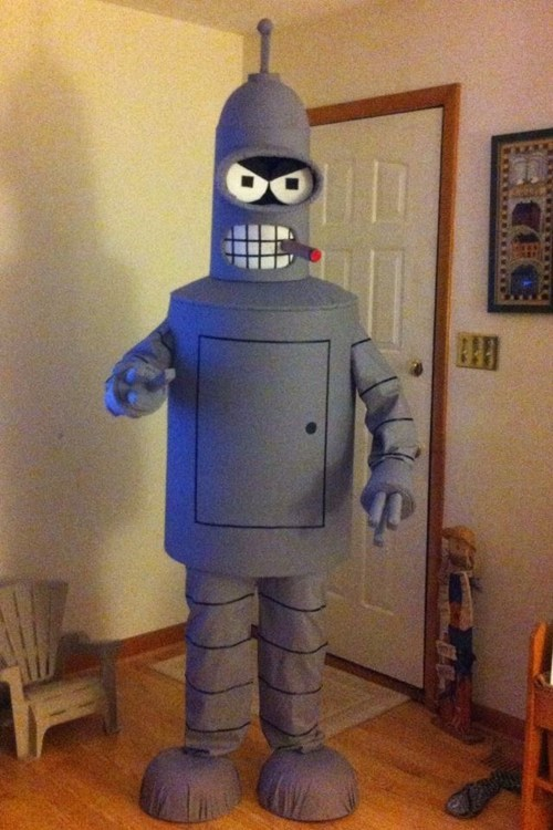costume,bender,ghoulish geeks