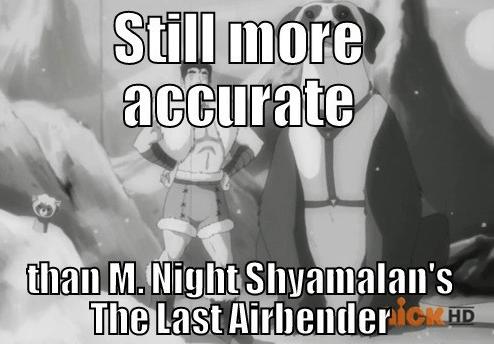 m night shyamalan still a better love story bolin cartoons Avatar korra m night shamalamadingdong - 7849706752