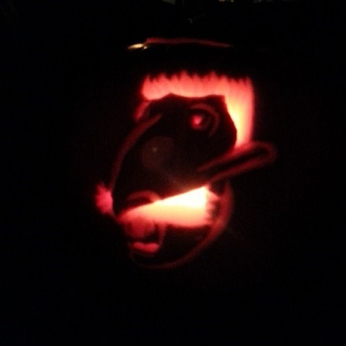 hallowmeme ghoulish geeks jack o lanterns g rated smashing nigel thornberry - 7850033408
