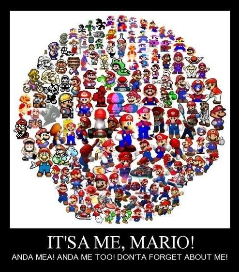 video games mario bros funny - 7851268864