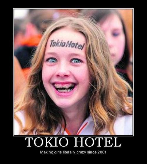crazy wtf Tokio Hotel funny - 7851331328