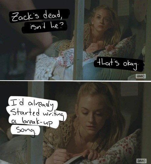 taylor swift beth greene The Walking Dead - 7851448832