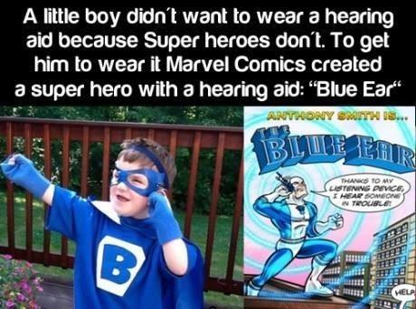 restoring faith in humanity week superheroes - 7851768320