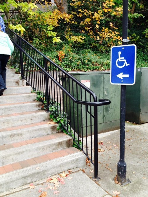 stairs disabled wheelchairs - 7852465408