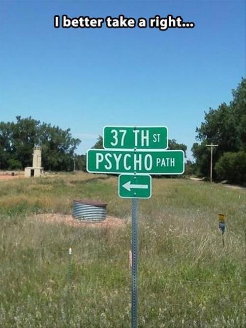 psycho path street names psychopath - 7852469760