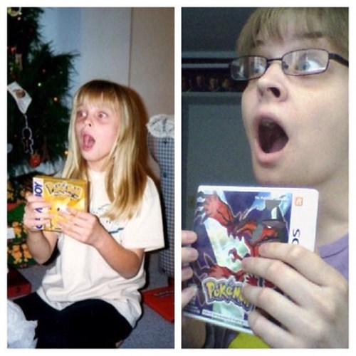 excited,Pokémon,IRL,video games