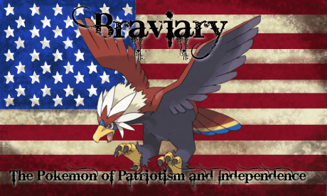 Pokémon Braviary - 7852726016