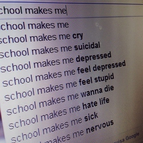 hate,search school,funny,google