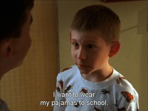 school,naps,pajamas,funny,sleepy
