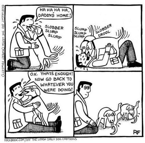 dogs gross love web comics - 7852857600