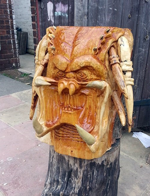 Predator,nerdgasm,carving,funny,g rated,win