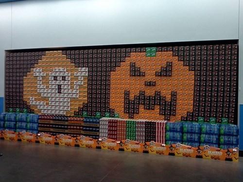halloween,spooky,soda,design