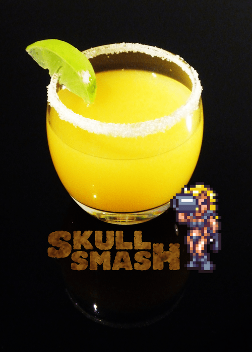 skull smash,Chrono Trigger,video games,cocktail