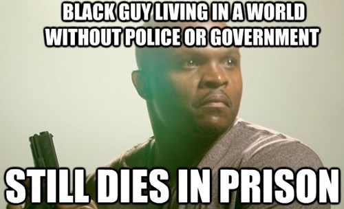 t-dog,prison,The Walking Dead