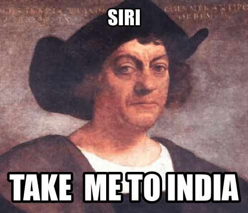siri columbus day - 7853022208