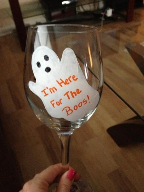 alcohol ghost halloween puns Party g rated after 12 - 7853172480