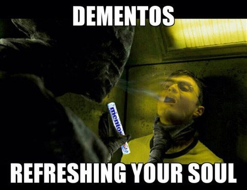 Harry Potter,puns,dementors