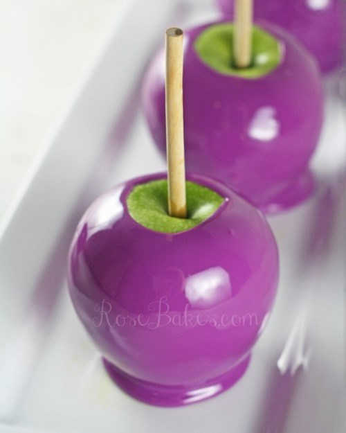 candy apples halloween g rated food - 7853214720