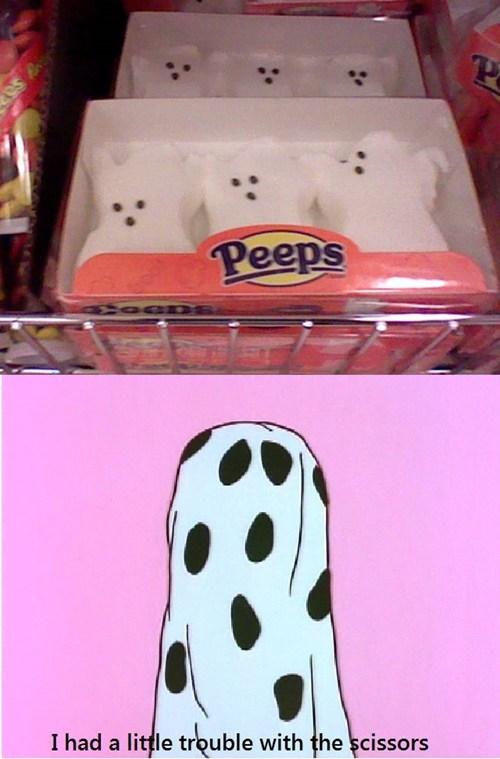 candy Spooky FAILs and HalloWINs spoopy peeps - 7853245184