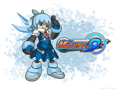 art mighty no. 9 - 7853263872