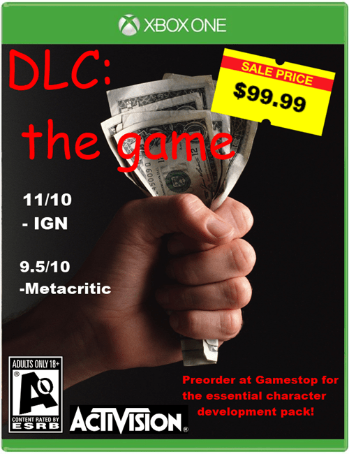wtf gaming DLC