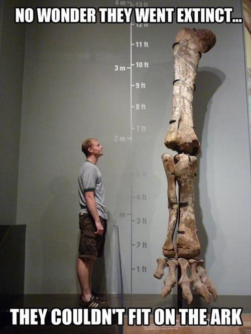 noahs ark dinosaurs - 7853396480
