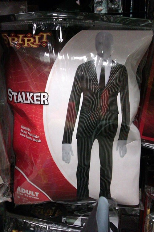 costume hallowmeme g rated slenderman - 7853486336
