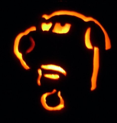 brian griffin,family guy,ghoulish geeks,jack o lanterns,g rated,cartoons