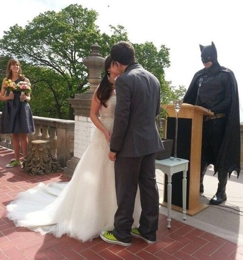 wedding officiate batman - 7854371072