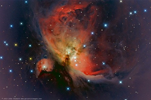nebula Astronomy Orion space - 7854542848