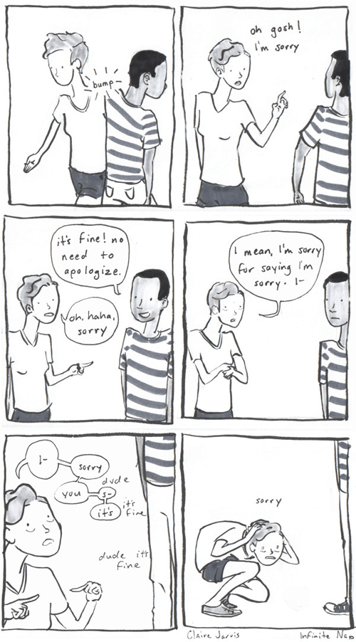 apologies,sorry,funny,web comics