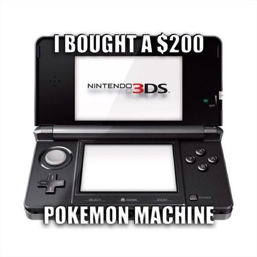 Pokémon 3DS - 7854579200