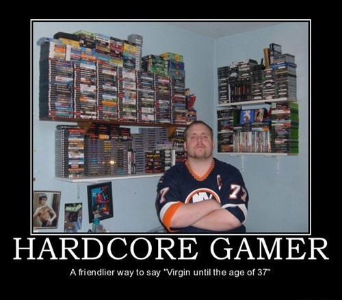 hardcore wtf video games funny - 7854606592