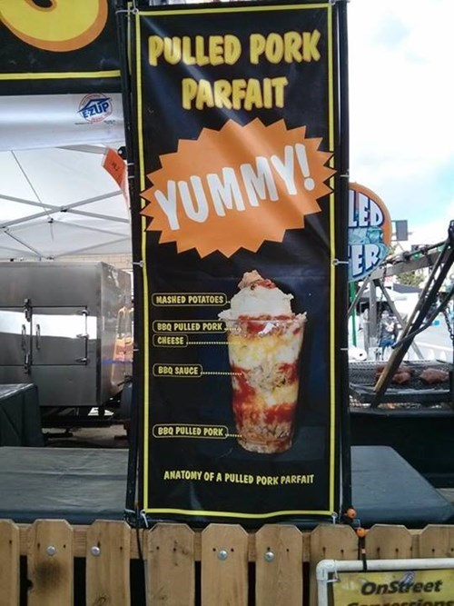 food parfait funny g rated win