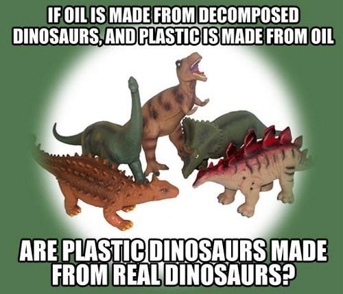 toys,oil,dinosaurs