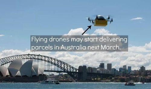 australia drones funny