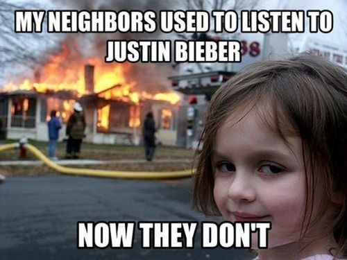 firestarter fire justin bieber Music g rated - 7854691328
