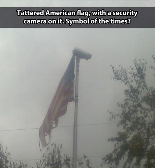 NSA American Flag cameras america - 7854709248